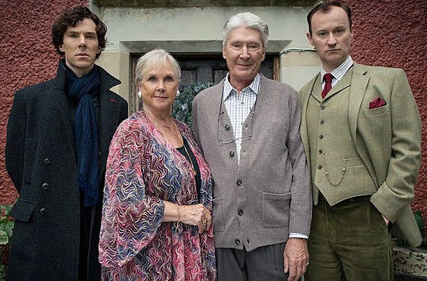 The Holmes Family Dynamics In Sherlock Third Series